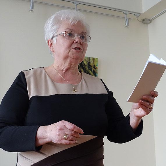 Miecznik Janina – popołudnie poetyckie