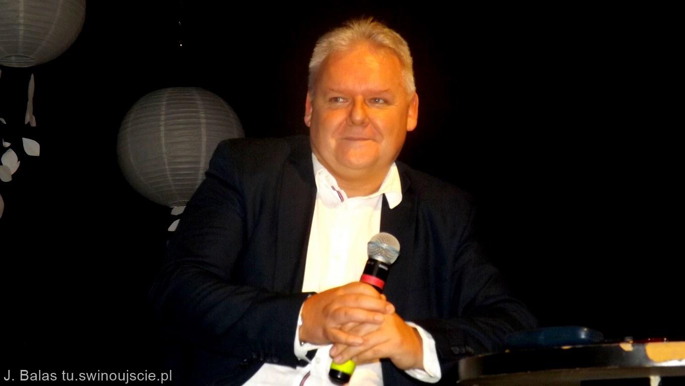 Jarosław Molenda – wykład dla słuchaczy UTW w Świnoujściu