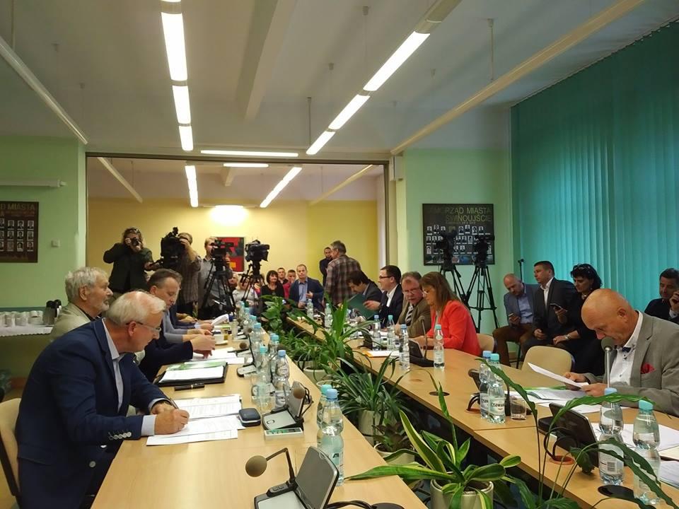 Druga sesja Rady Miasta w sprawie siarki