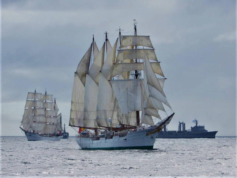 Szczecin Dni Morza. Przyjdź i powitaj razem z nami Juana Sebastiana de Elcano