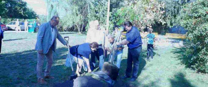 Jubileusz 55 LAT Rodzinnych Ogrodów Działkowych