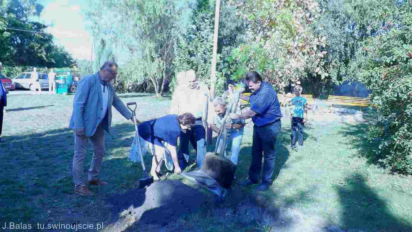 Jubileusz 55 LAT Rodzinnych Ogrodów Działkowych GRANICA w Świnoujściu