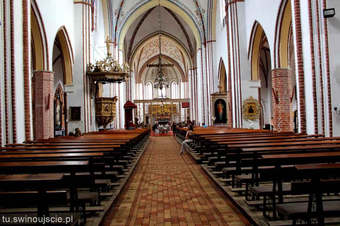 Z notatnika przewodnika (4). Katedra w Kamieniu Pomorskim