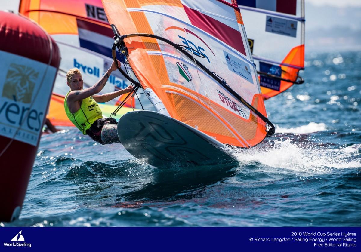 PŚ w żeglarstwie – Klepacka oraz Buksak i Wierzbicki na prowadzeniu