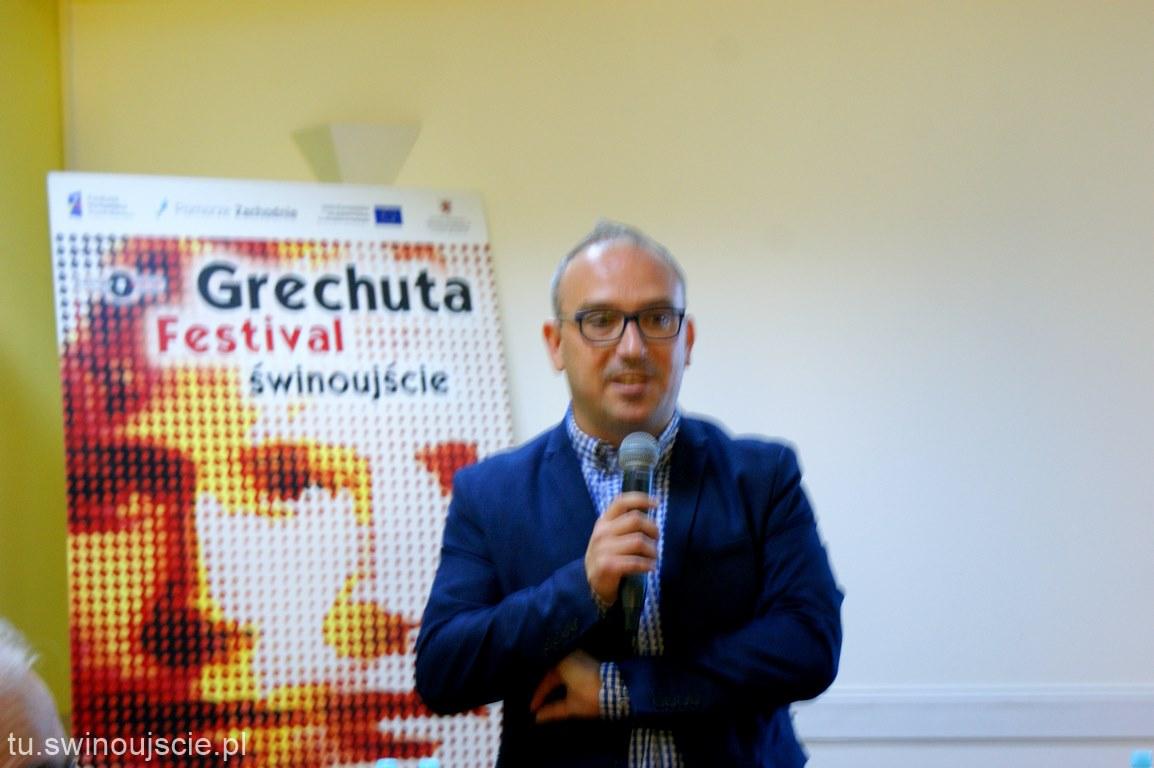 Konferencja prasowa 4. GRECHUTA FESTIVAL – ŚWINOUJŚCIE 2018