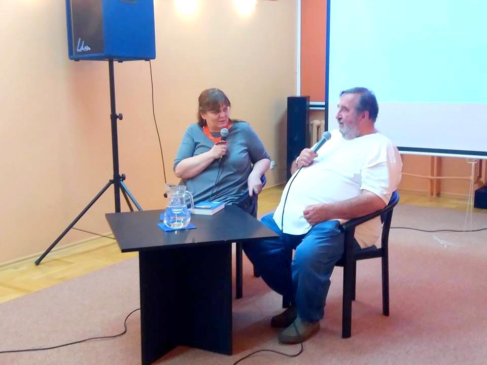 Niezwykłe spotkanie z Krzysztofem Kowalewskim
