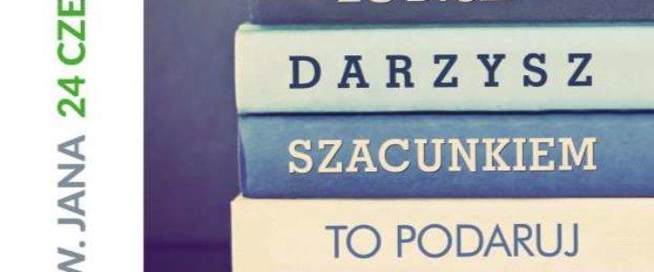 Książka na św. Jana - akcja promująca czytelnictwo w Polsce