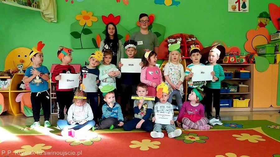 Warsztaty dla najmłodszych dzieci