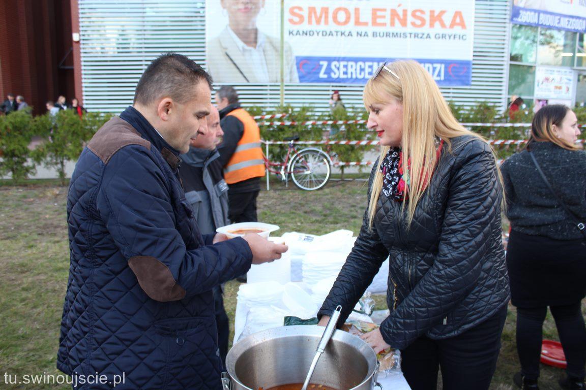Kulinarny Finał Smacznej Gryflandii. Gryfice 2018