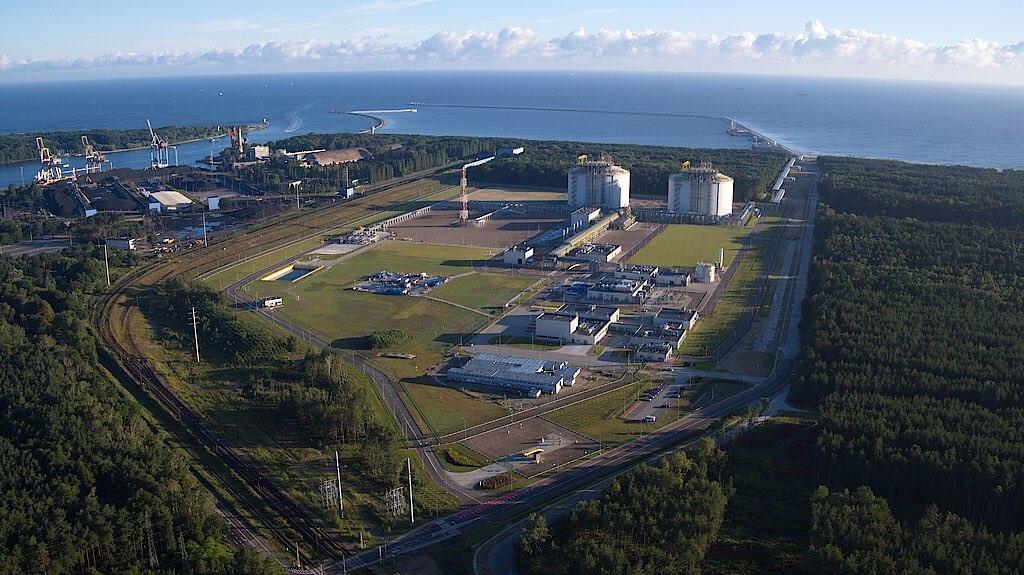 Terminal LNG w Świnoujściu może pełnić funkcję hubu przeładunkowego