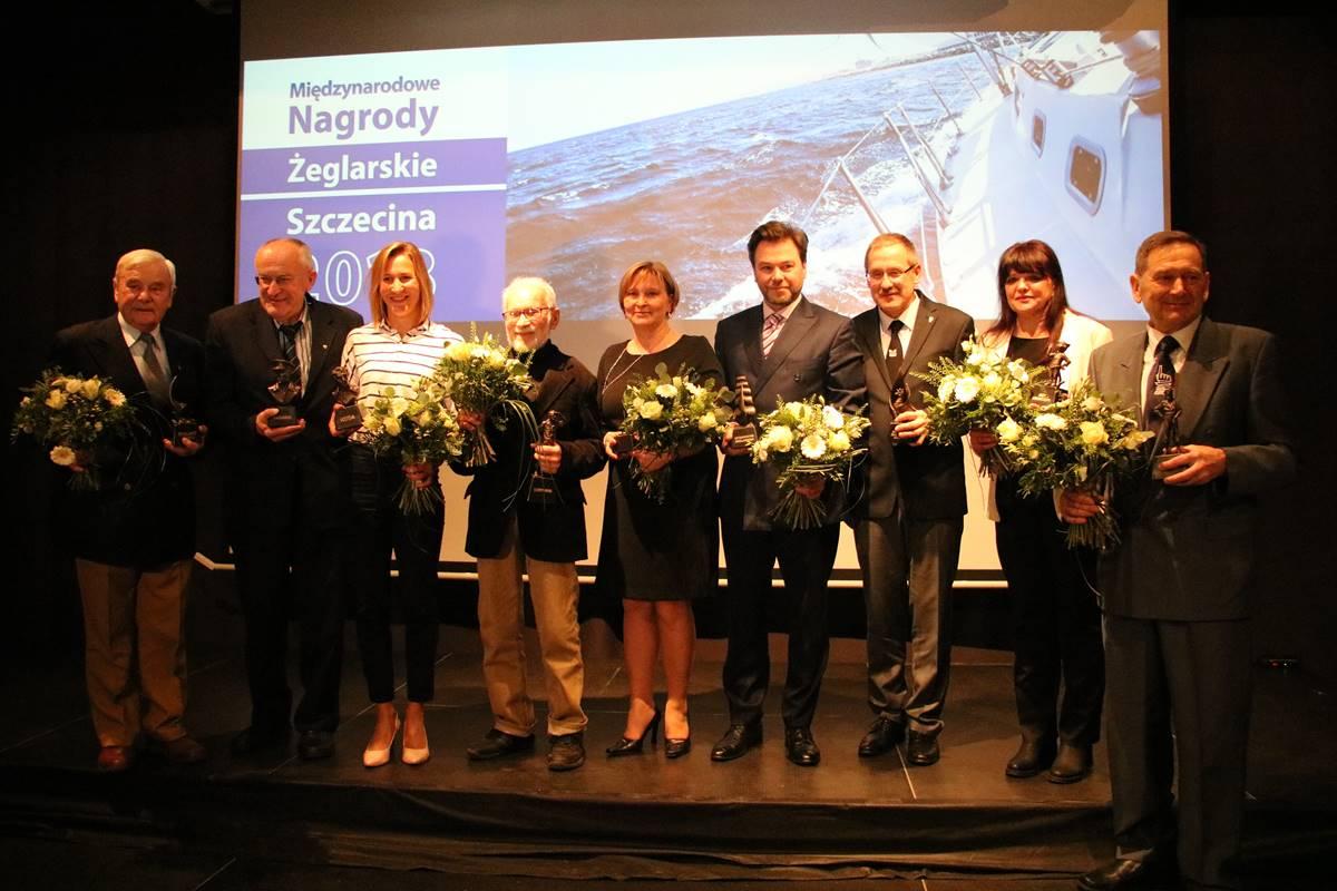 Znamy laureatów Nagród Żeglarskich (fotogaleria)