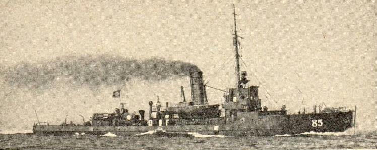 Niemieckie trałowce typu 40