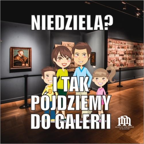 Przed nami pierwsza niedziela bez handlu. Muzeum Narodowe w Szczecinie
