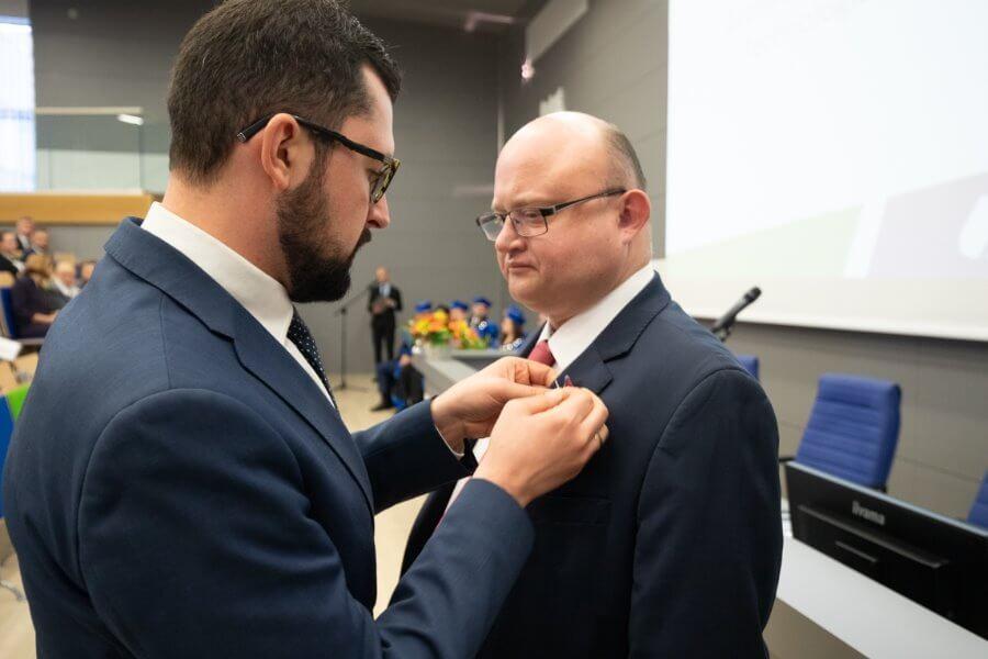 Zachodniopomorski Uniwersytet Technologiczny w Szczecinie wzbogacił się o kolejnych doktorów oraz doktorów habilitowanych.