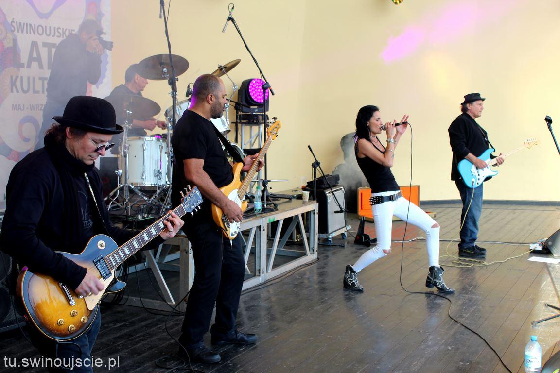 Wczoraj koncert zespołu Złoty MAANAM.