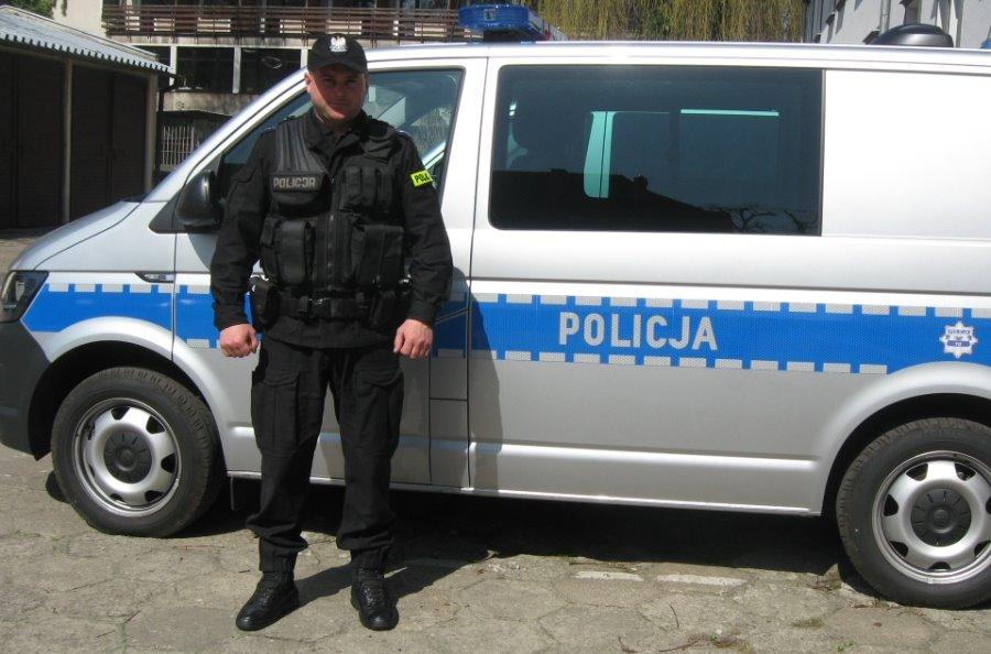 """Świnoujście. Policjant """"na wolnym"""" zatrzymał seryjnego złodzieja"""