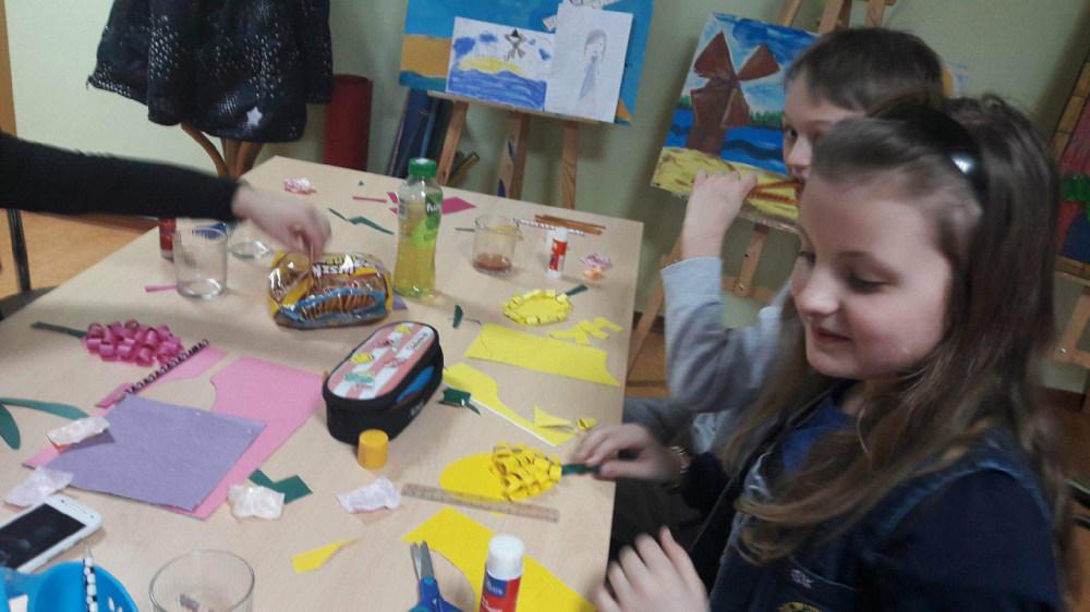 Świnoujście. Dzieci z Przytoru przeganiają zimę