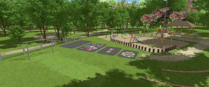 Świnoujście. Mini Park na Warszowie. Są chętni do budowy.