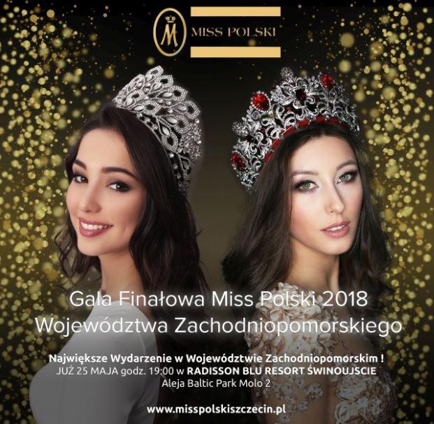 Świnoujście. Gala Finałowa Miss Polski Województwa Zachodniopomorskiego