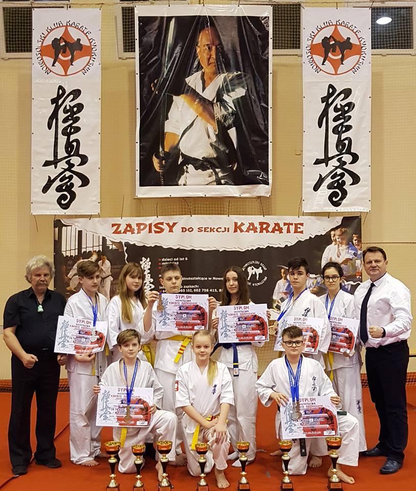 Świnoujście. Mistrzostwa Karate Kyokushin. Z ostatniej chwili !!!