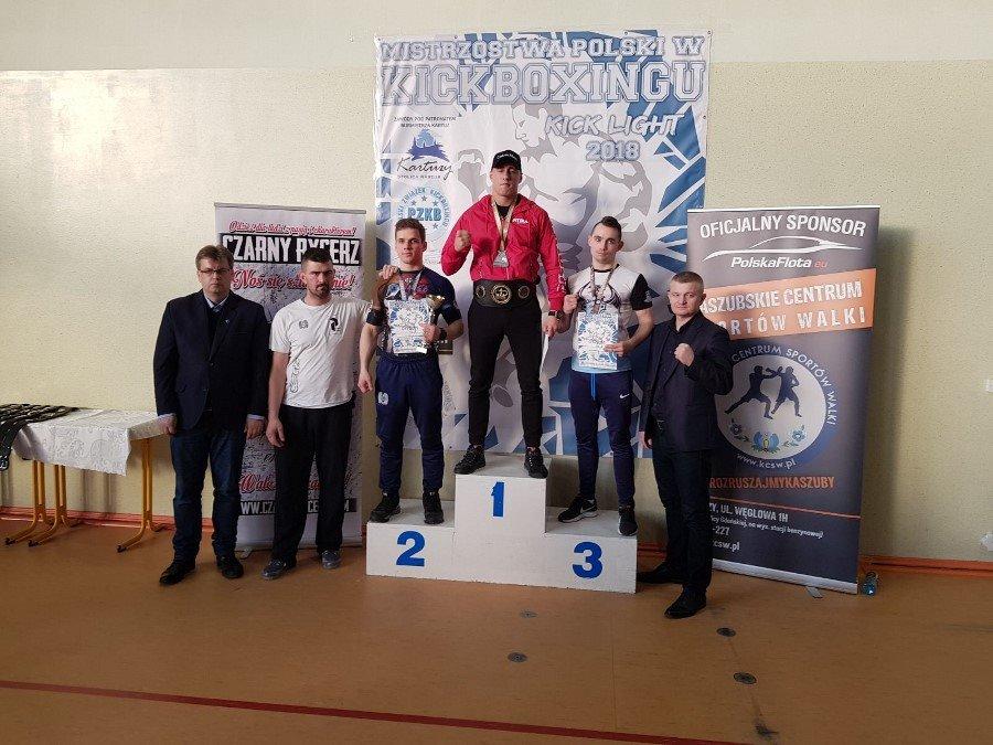 Świnoujście. Mistrzostwa Polski w kickboxingu