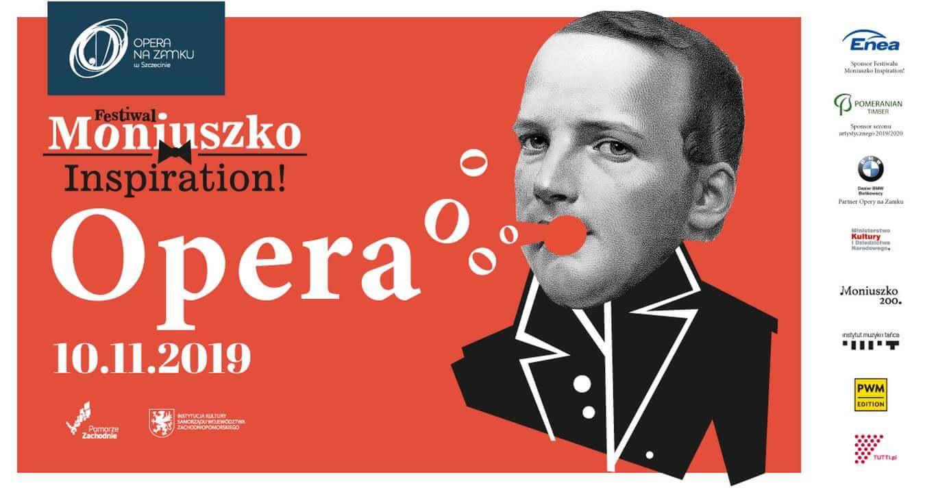 A. KURZAK i MIĘDZYNARODOWA GALA OPEROWA - ostatnie dni Festiwalu Moniuszko Inspiration! w Operze na Zamku w Szczecinie