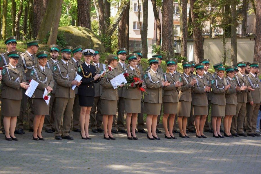 Obchody 27. rocznicy powstania Straży Granicznej (fotogaleria)