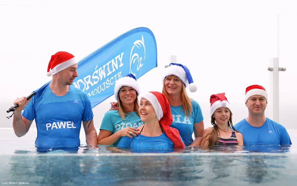 Morsujące Mikołaje