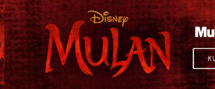 """Świnoujście. Już w piątek """"Mulan"""" premierowo w Cinema3D!"""