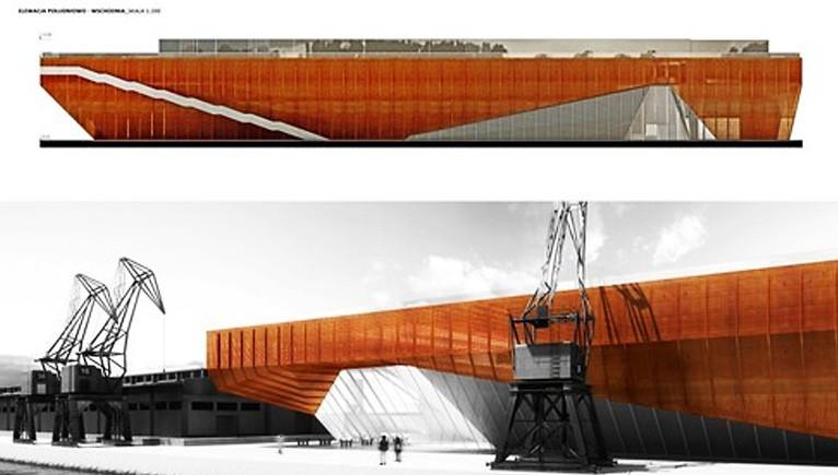 Zgoda na budowę Muzeum Morskiego – Centrum Nauki w Szczecinie