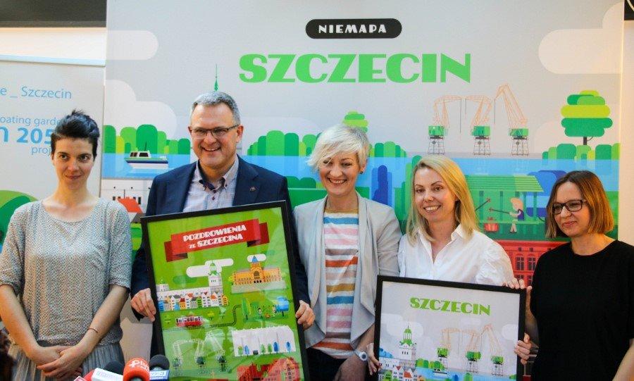 Szczecin ma swoją NIEMAPĘ