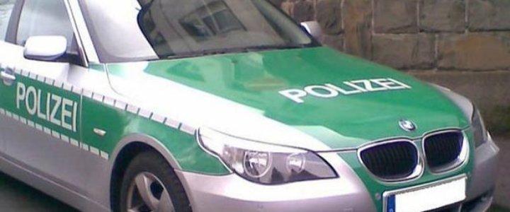 Niemiecka-policja