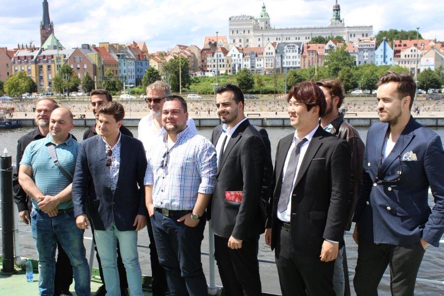 Wielki Turniej Tenorów w Operze na Zamku w Szczecinie – konferencja