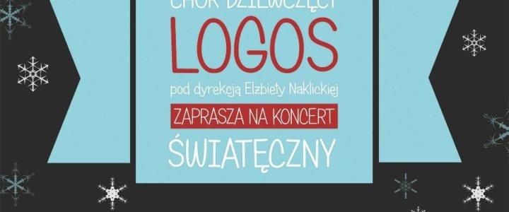 Koncert Świąteczny Chóru Logos