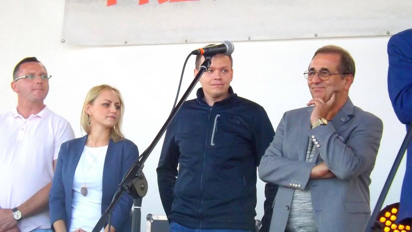 Świnoujście Przytór - Łunowo. Była zabawa był piknik