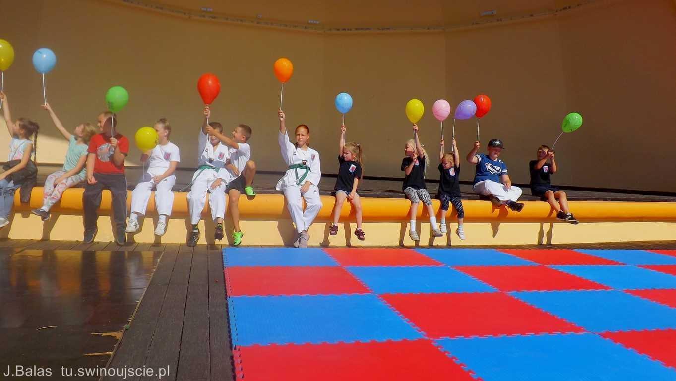 Piknik Sportowy z Klubem UKLSW Pomorze Świnoujście