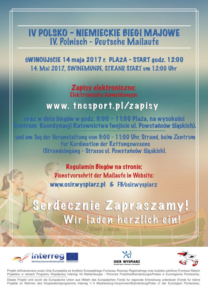 IV polsko – niemieckie biegi majowe