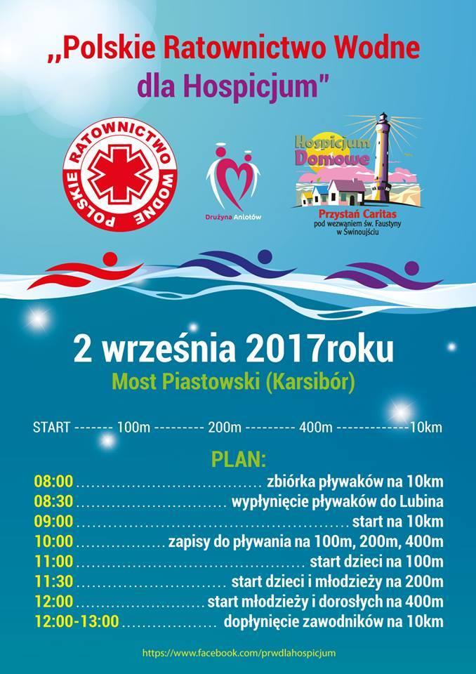 Polskie Ratownictwo Wodne dla Hospicjum