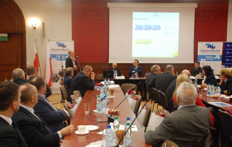 Konferencja o rozwoju portów