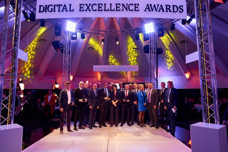 ZMPSiŚ z nagrodą Digital Excellence Awards 2017