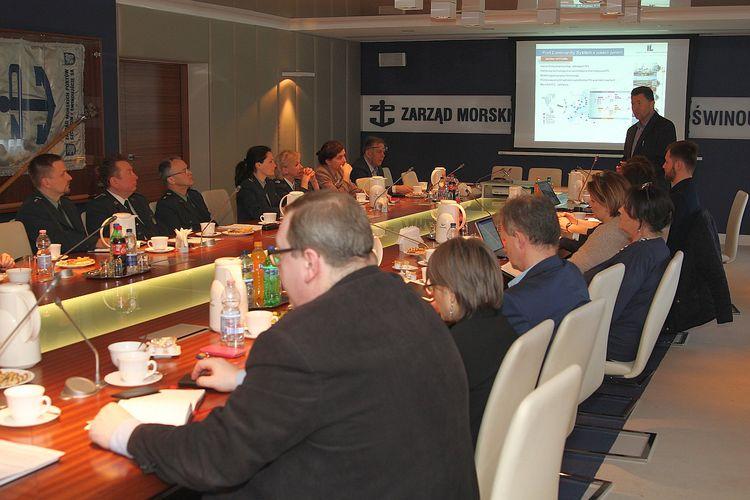 Port Community System – spotkanie w Szczecinie