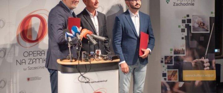 Inauguracja sezonu Opery na Zamku w Szczecinie