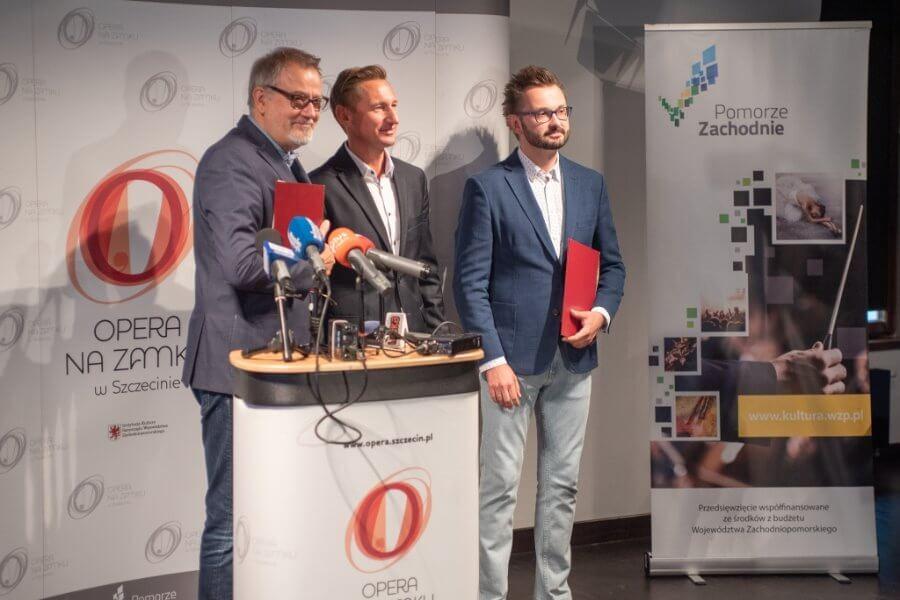 Inauguracja sezonu Opery na Zamku w Szczecinie – bój o sztukę, premiery i dalsze plany