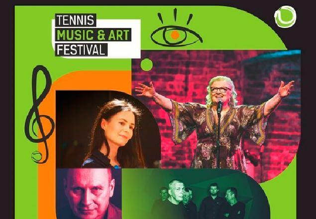 Szczecin. Tennis Music & Art Festival. Nowy wymiar brzmienia