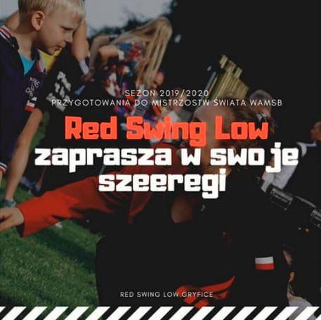Gryfice. Red Swing Low – nabór na sezon 2019/2020 rozpoczęty!