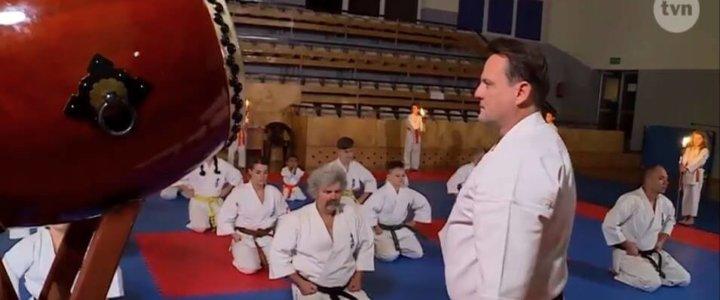 Niespodziewany udział Świnoujskiej Akademii Karate Kyokushin