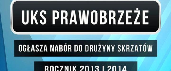 Świnoujście. Uczniowski Klub Sportowy Prawobrzeże.