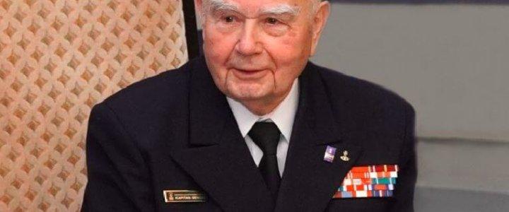 Akademia Morska w Szczecinie. Świętowaliśmy 90 lat Profesora Walczaka.