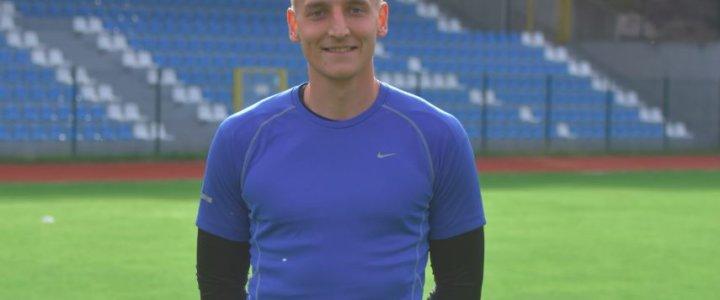Konrad Prawucki, nowy piłkarz Floty