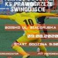 Turniej piłkarski_KS Prawobrzeże Świnoujście.